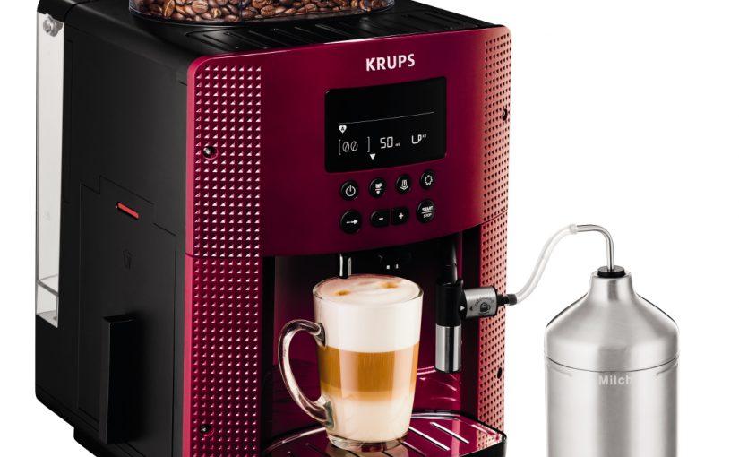 Krups Essential – Magia unei cafele alaturi de Mos Craciun