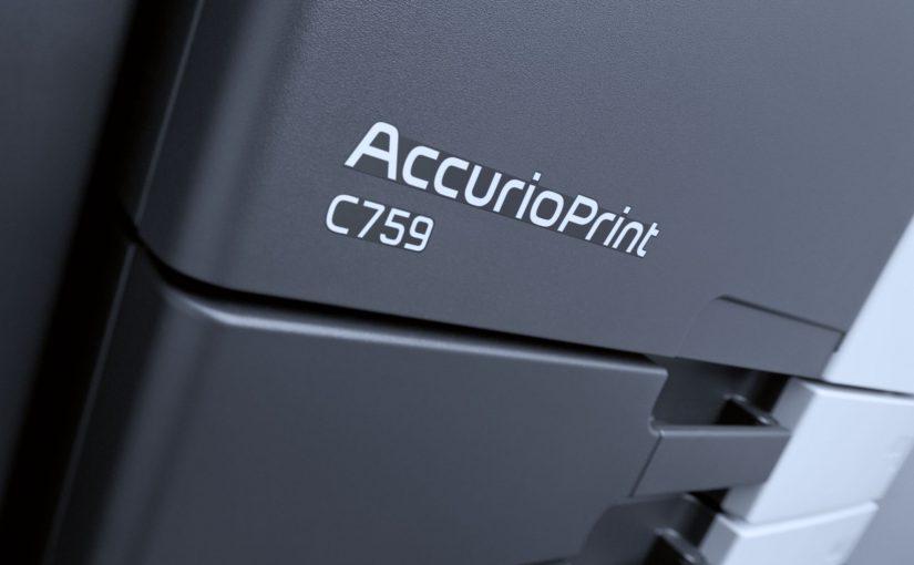 Konica Minolta își extinde portofoliul de soluții de imprimare de producție cu AccurioPrint C759