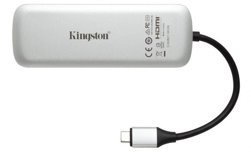 CES 2018: Kingston Digital lansează Hub-ul USB type C 7-în-1