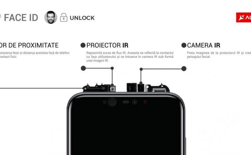 Allview va prezinta ansamblul tehnic care sta la baza tehnologiei Deep Face ID