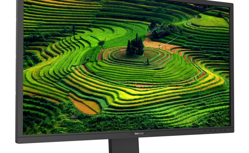 Noile monitoare Philips Full HD: O nouă perspectivă asupra productivității