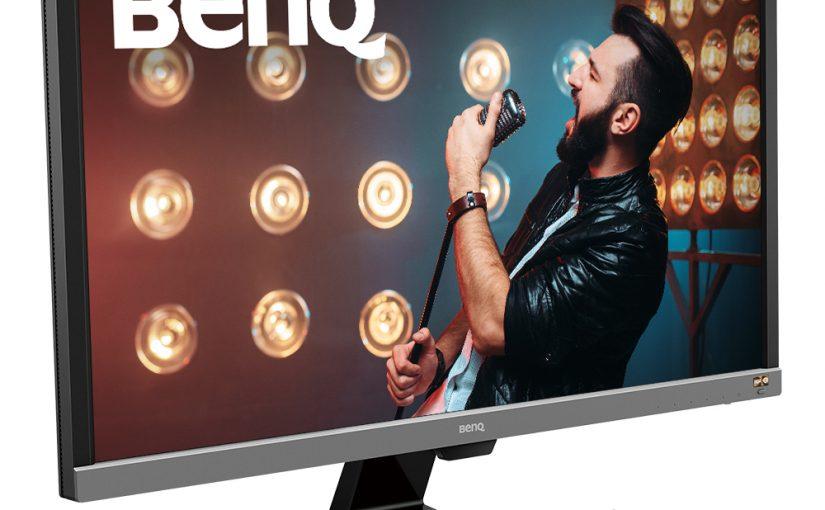 BenQ anunță primul monitor 4K UHD cu 1ms și HDR10