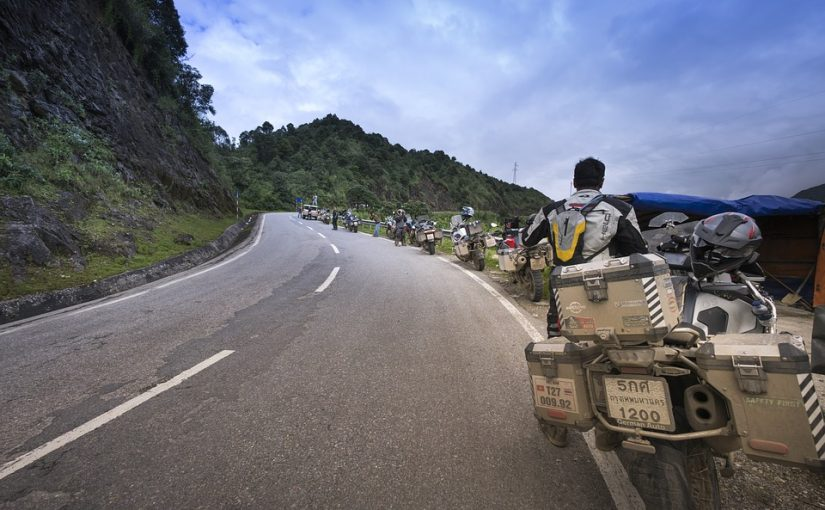 Cum sa iti asiguri siguranta pe motocicleta?