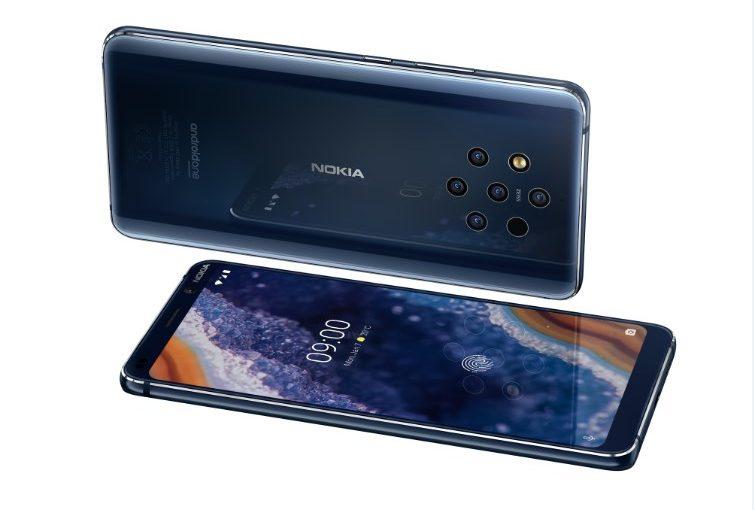 Nokia introduce cinci noi smartphone-uri: experiențe în premieră pentru întreaga gamă și reală inovație în fotografie  Portofoliul de smartphone-uri Nokia continuă să ofere cea mai bună experiență Android™, care se îmbunătățește continuu