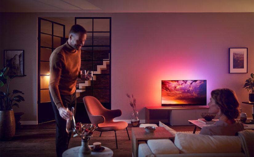 Asistentul vocal Amazon Alexa va fi inclus în noua gamă de televizoare Philips 2019