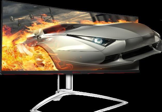 AOC lansează monitorul de gaming AGON AG272FCX6: 165 Hz si curbura de 1800R