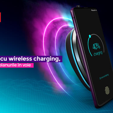 X6 Xtreme, cu wireless charging, ca să iti urmezi toate planurile!